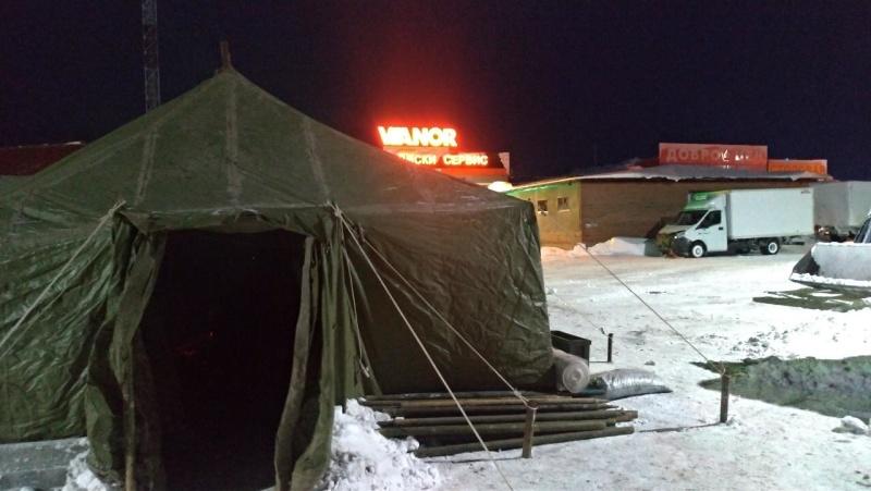 Cитуация с опасными погодными условиями на контроле МЧС России